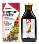Floravital  (Yeast & Gluten Free) Herbal Liquid Iron Extract